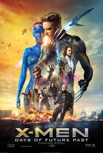 X-Men Days of Future Past 2014