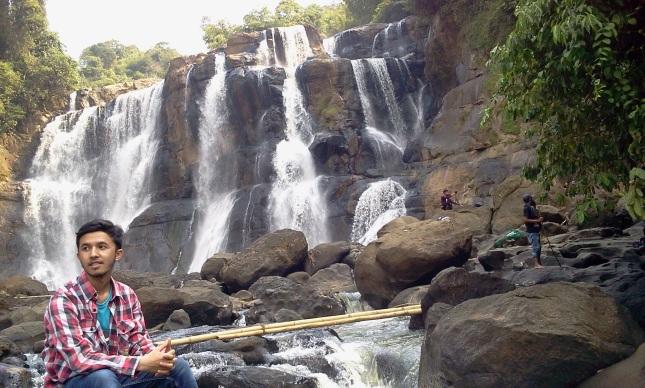 Malela Waterfalls