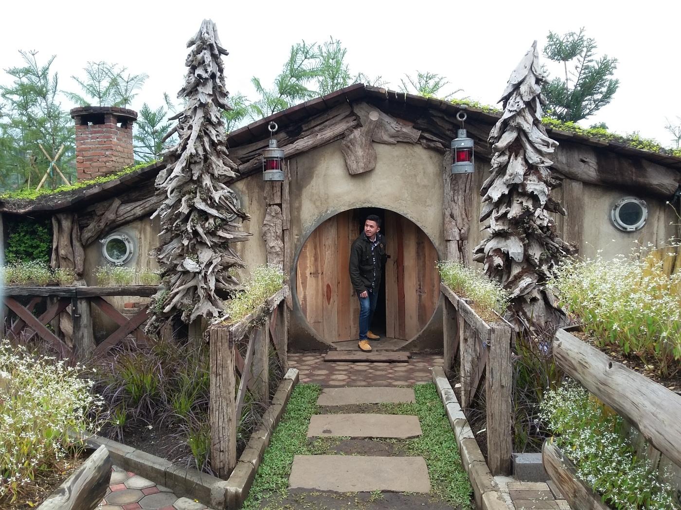 Farmhouse Susu Lembang Bandung (Wisata Alam ala Rumah The