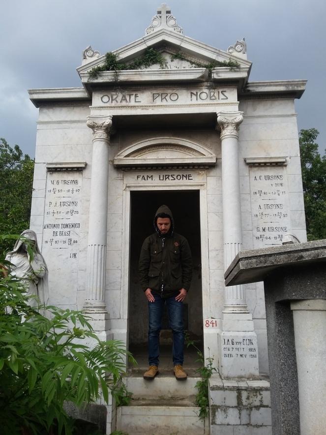 Mausoleum Fam. Ursone