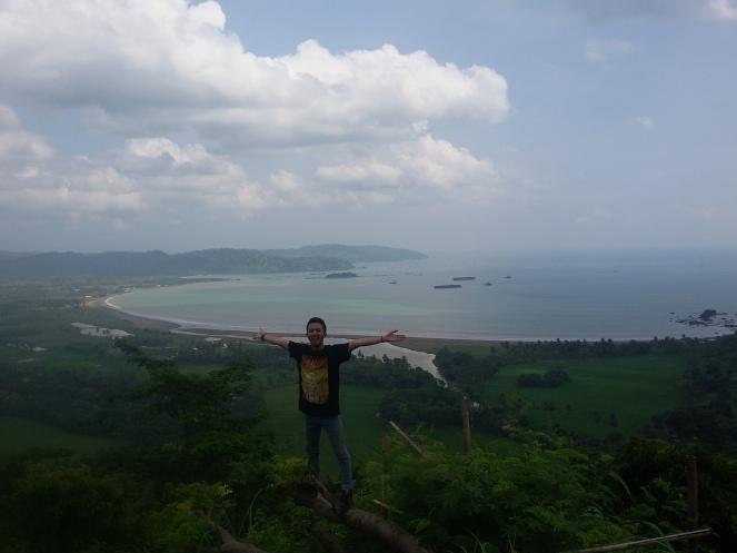 Puncak Tertinggi dan Terbaik di CiletuhGeopark Sukabumi