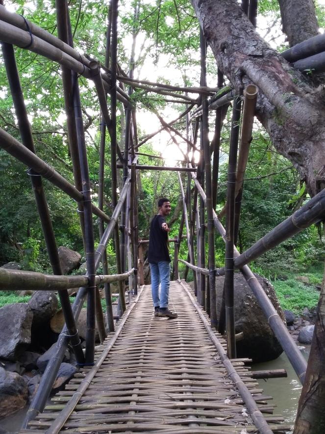 Curug Cikanteh Ciletuh Geopark Sukabumi