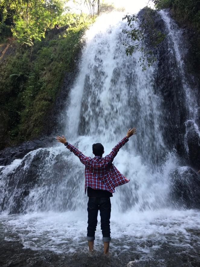 Curug Kembar Subang, Air Terjun Rahasia di Tengah KebunTeh