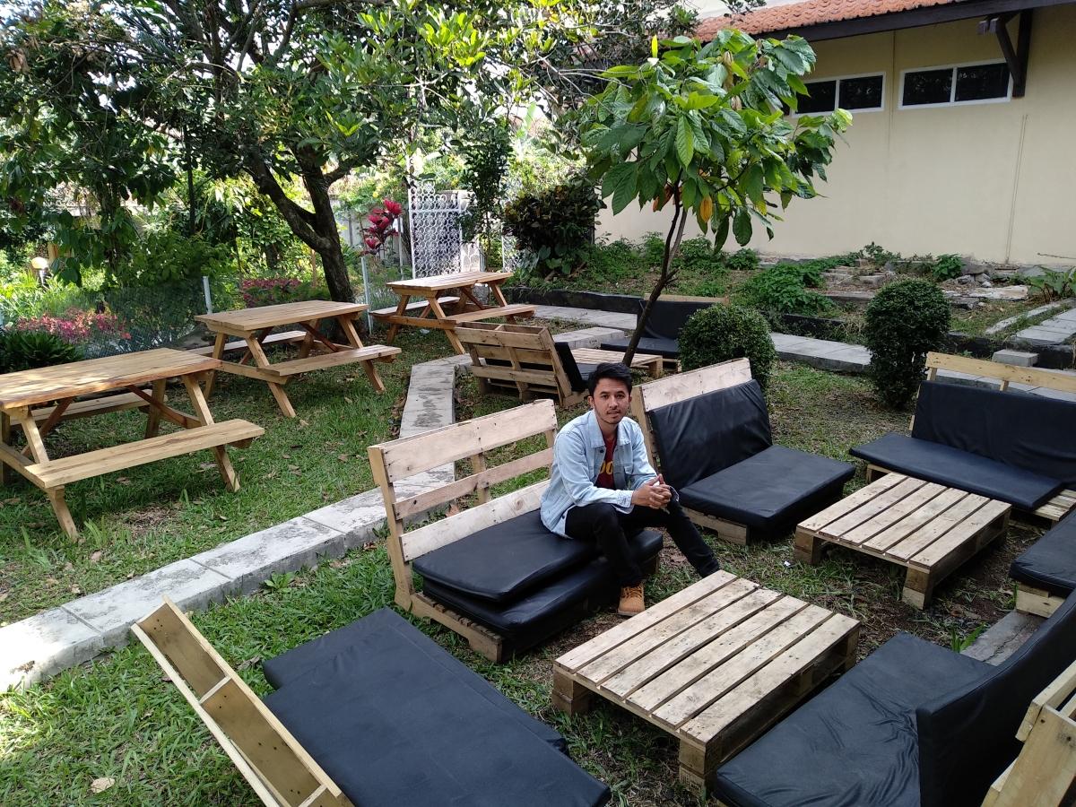 Garden Coffee 294 Dago Bandung Ngopi Santai Di Depan Halaman Rumah Ridwanderful