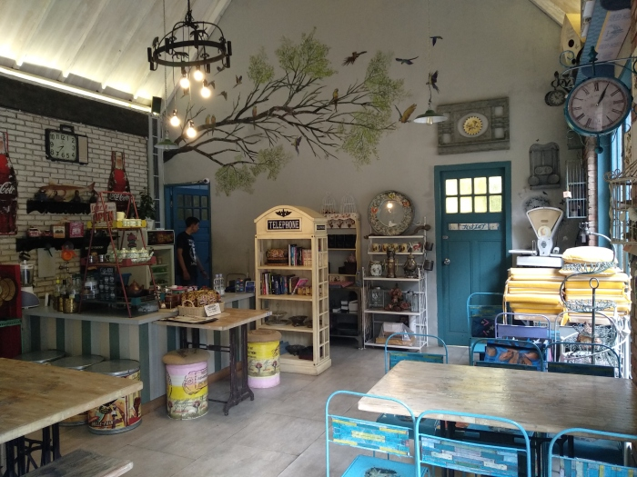 Inspirasi Konsep Interior Kedai Kopi Yang Unik Dan Menarik Coffeeland