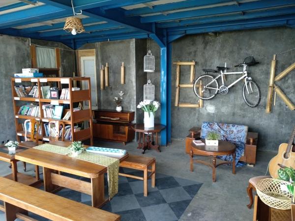 Bukit Saung Bambu Resto Resto Bambu Kekinian Dengan Pemandangan Kota Bandung Ridwanderful