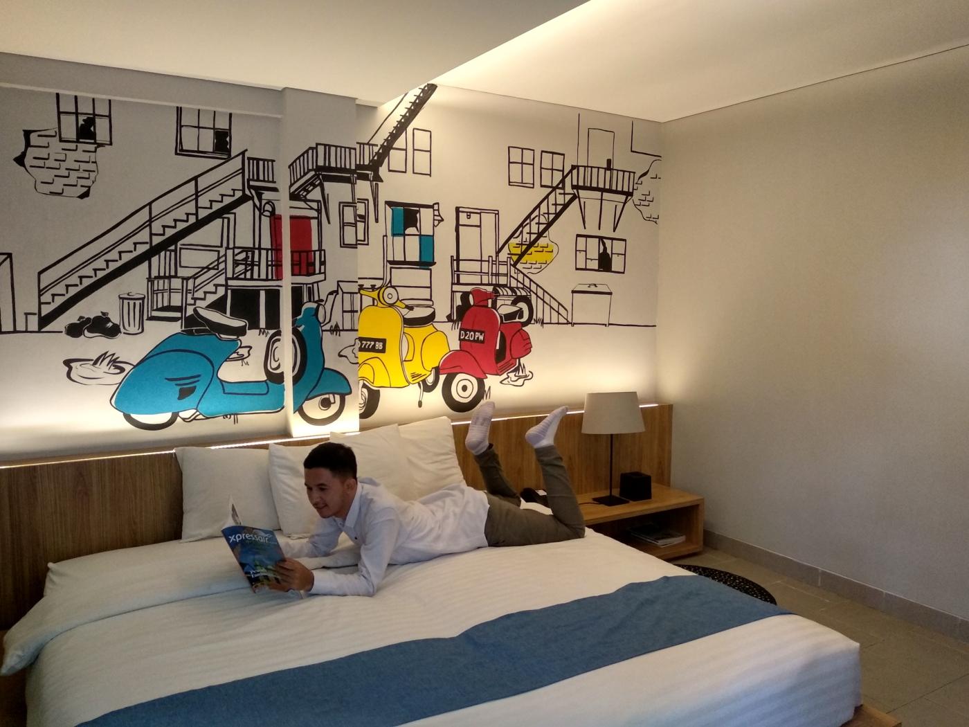 Triple Seven Hotel Bandung Hotel Retro Industrial Yang Kekinian Dan